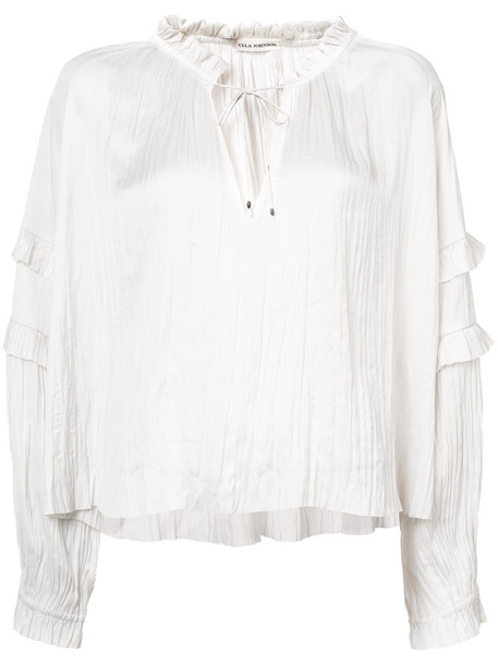 Ulla Johnson blouse women white top