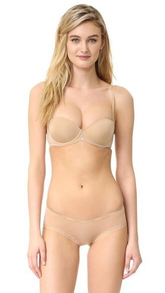 bra push up bra strapless glamour underwear