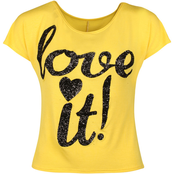 yellow clothes accessories shirt top default category top