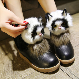 shoes boots women boots ankle boots snow boots winter boots black boots warm boots fur boots fashion boots cute boots snowboots