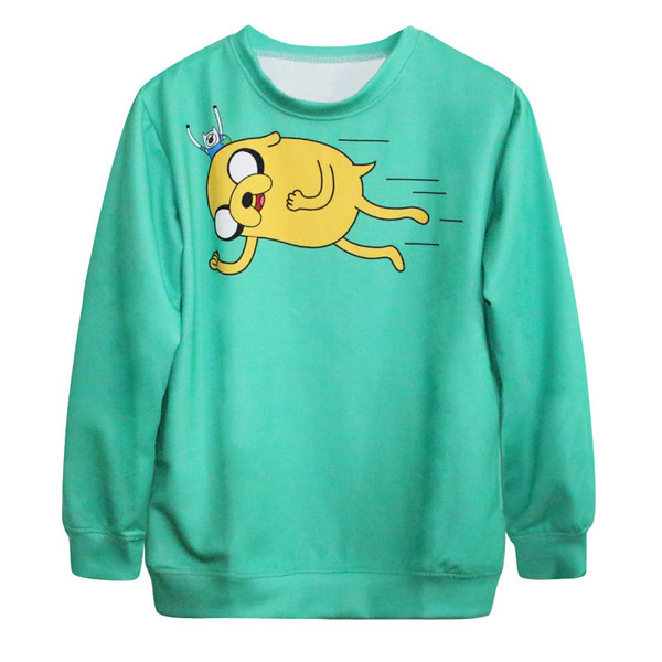 Om animated sweatshirt