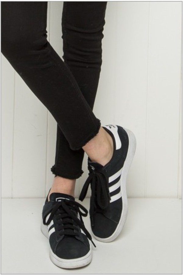 Nike Shoes Artsy Photo