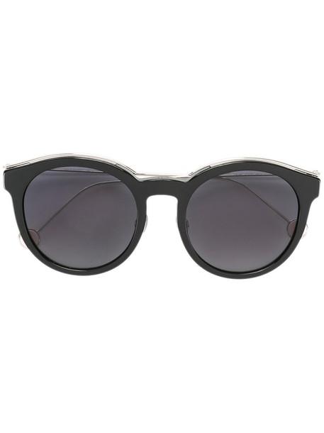 Dior Eyewear - Blossom sunglasses - women - Acetate/metal - 52, Black, Acetate/metal