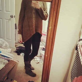 cardigan sweater outfit brown dress sweater dress