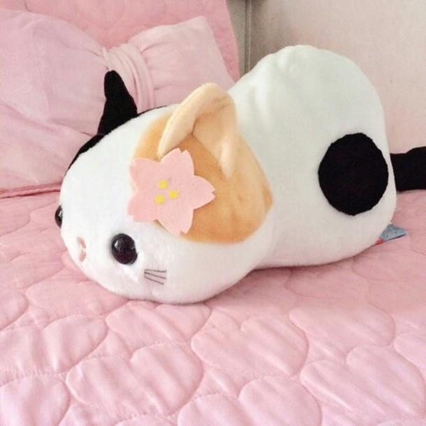 Home Accessory Kawaii Cute Kawaii Plushie Lovely