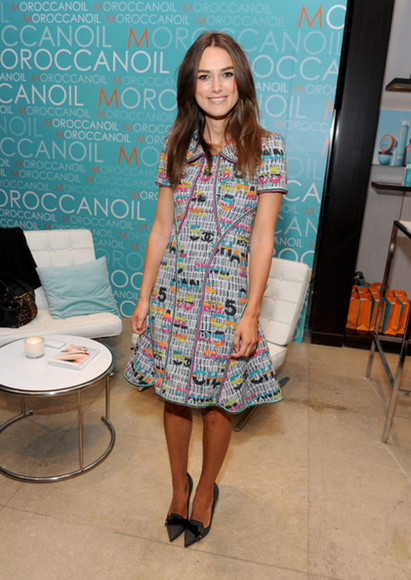dress keira knightley