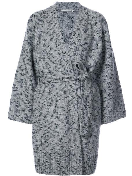 Vince cardigan cardigan women wool grey sweater