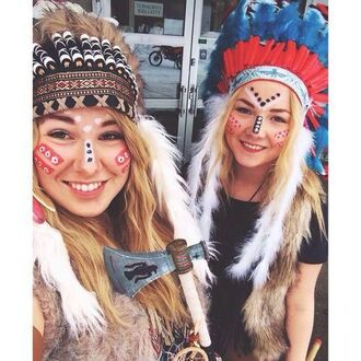 hat native american native american costume headdress headband indian headband indian headress indian costume