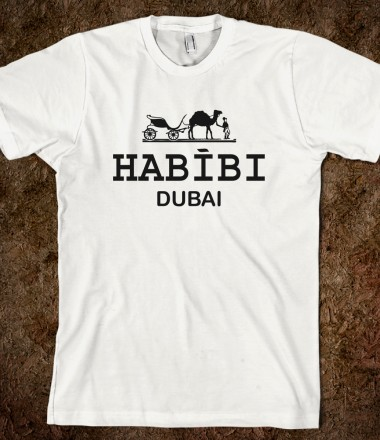 Habibi Dubai - towerofleandros - Skreened T-shirts, Organic Shirts, Hoodies, Kids Tees, Baby One-Pieces and Tote Bags Custom T-Shirts, Organic Shirts, Hoodies, Novelty Gifts, Kids Apparel, Baby One-Pieces | Skreened - Ethical Custom Apparel