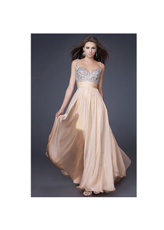 Sequin Bodice Formal Long Maxi Evening Bridesmaid Prom Dress 'Paris' Sz 8 18   eBay