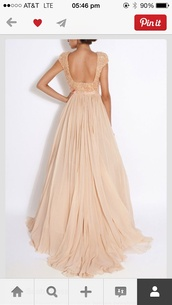 dress,long prom dress,long dress,beige,backless,pastel,prom,long,sleeves,open back,evening dress,peach,pink,pretty,prom dress,sparkle,backless dress,backless prom dress,peach dress,blush,dream dress,princess,princess dress,princess wedding dresses,wedding dress,sexy evening dresses,evening outfits,nightout dress,pink dress,maxi,low back,short sleeve,blush dress,rose,rose dress,elegant,gorgeous,pinterest,graduation dress,open back dresses,long open back dress