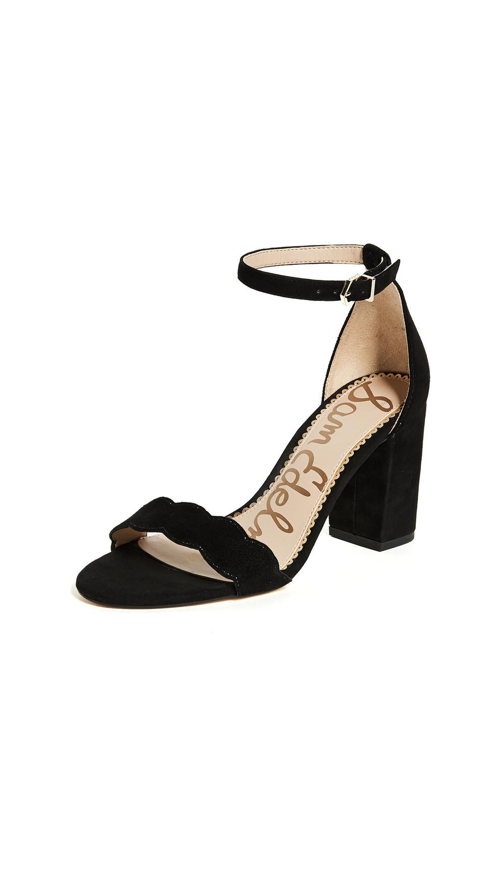Sam Edelman Odila Sandals in black