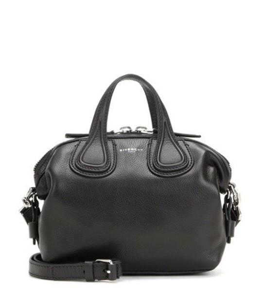 Givenchy leather black bag