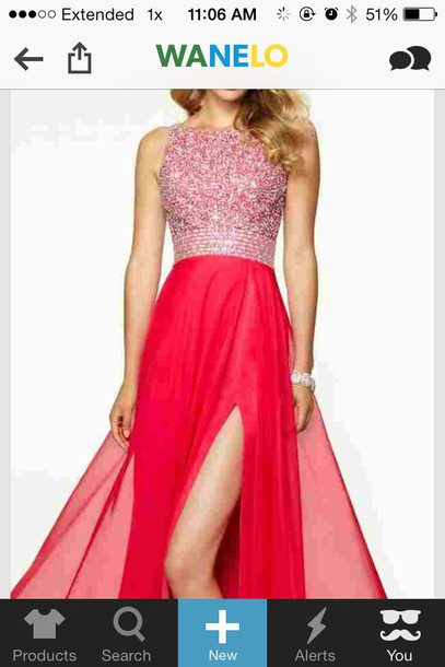 dress prom Mori Lee