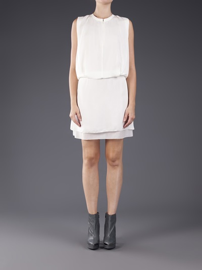 Acne 'marlow' Shift Dress - Le Mill - Farfetch.com