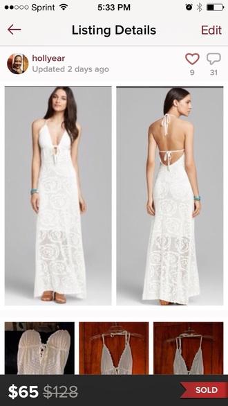 dress cream dress