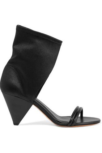 sandals leather sandals leather black shoes