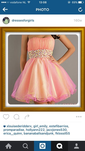 dress gala homecoming beautiful christmas winter outfits princess party cocktail dress short sexy instagram orange pink goth alternative vintage style fall outfits shoes bikini outfit diamonds