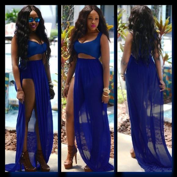 swimwear clubwear mesh dress