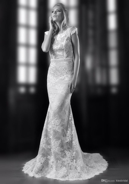 dress white lace dress prom dress maxi dress white dress wedding dress