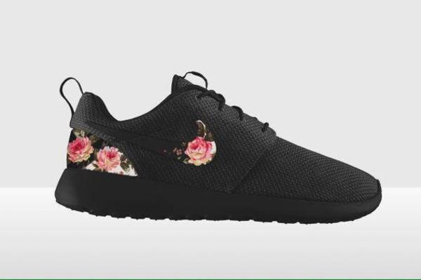 low priced c212c 65c28 shoes nike nike shoes nike sneakers nike roshe run floral