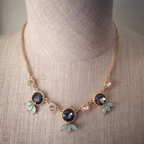 Winter Mint Necklace