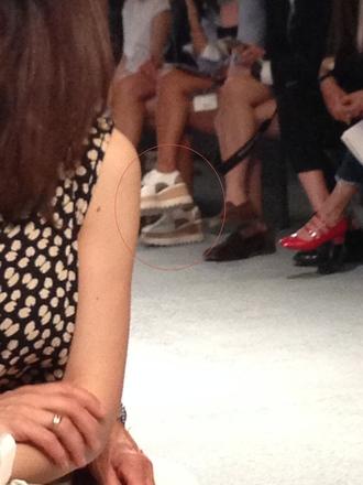 shoes derbies platform shoes