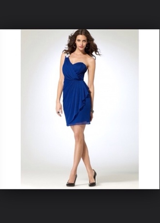 dress blue dress coctail dress party dress prom dress
