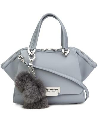women grey bag