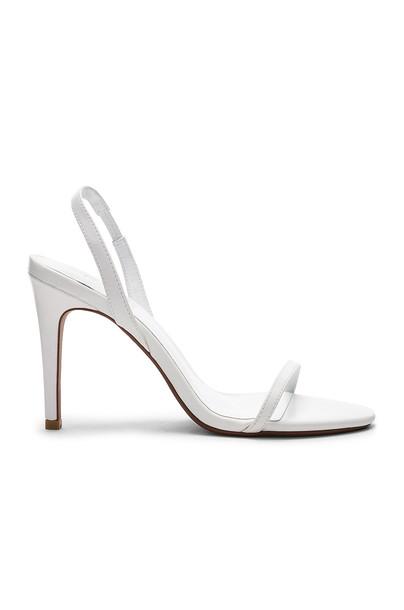 RAYE Becky Heel in white