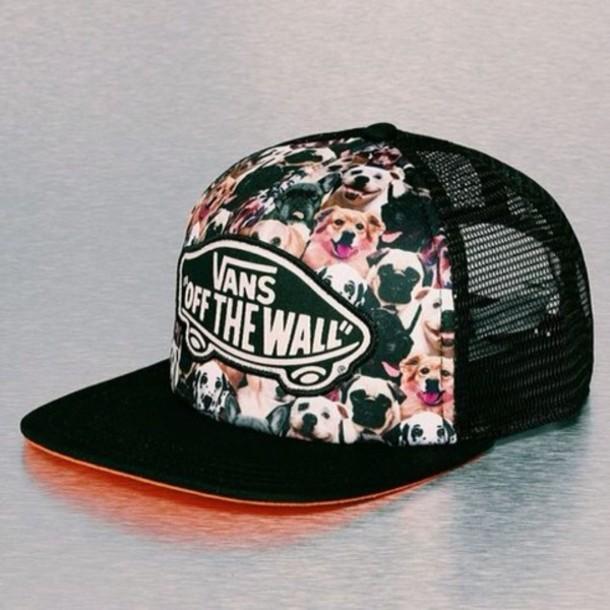 Jewels Vans Snapback Hipster Cool Cute Swag
