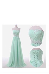 dress,sky blue,gown,prom dress,long prom dress