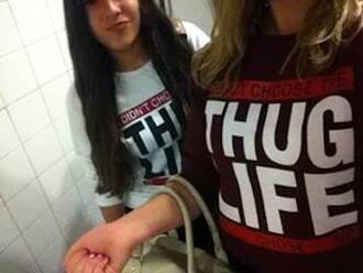 sweater thug life crewneck