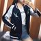 Bird embroidered silk jacket · fashion struck · online store powered by storenvy