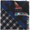 Pierre-louis mascia 'note' scarf, women's, blue, cashmere