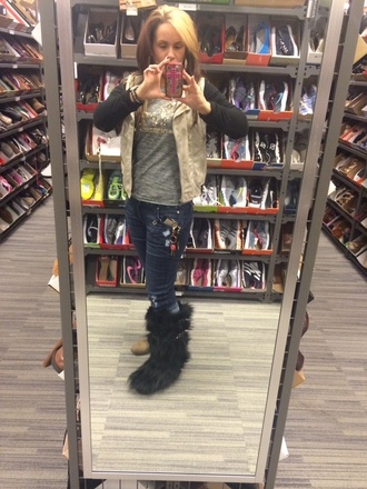 shoes black shoes black michael kors shoes winter boots