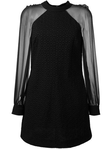 Saint Laurent dress black