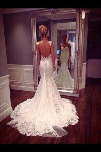 dress white dress wedding dress white long dress long dress open back dresses