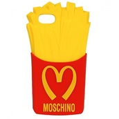 phone cover,fries,iphone,iphone5c,moschino