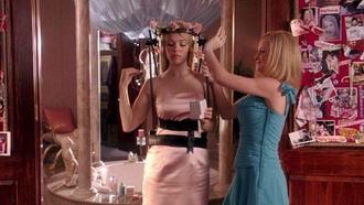 movie blonde hair teen regina george mean girls formal