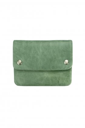 NORMA WALLET - EMERALD by Status Anxiety | The Grand Social