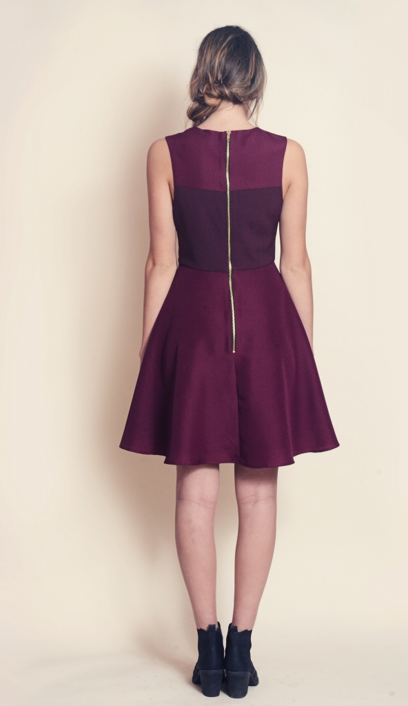 Zooey Dress - The Kelly King Collective