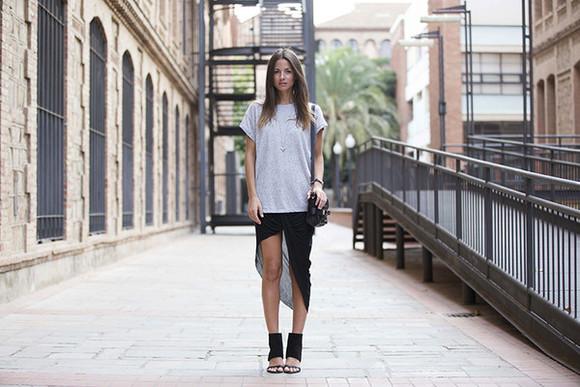 fashion vibe blogger bag t-shirt