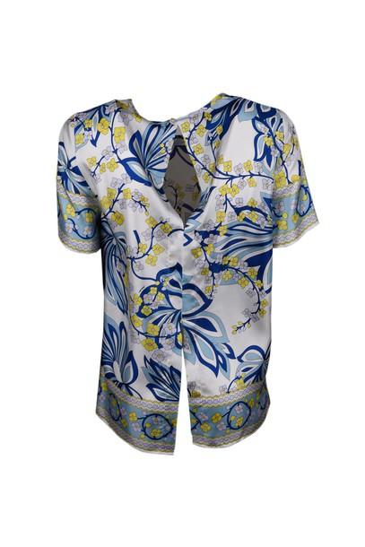 Parosh t-shirt shirt t-shirt top