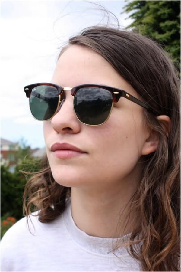 Clubmaster Sunglasses Qmu5