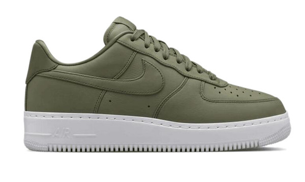 Nike Air Force 1 Low Olive Green Runing Shoes
