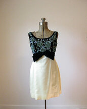dress,vintage,vintage dress,green velvet,green dress