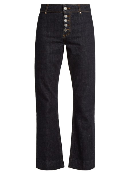 ALEXACHUNG jeans flare jeans flare