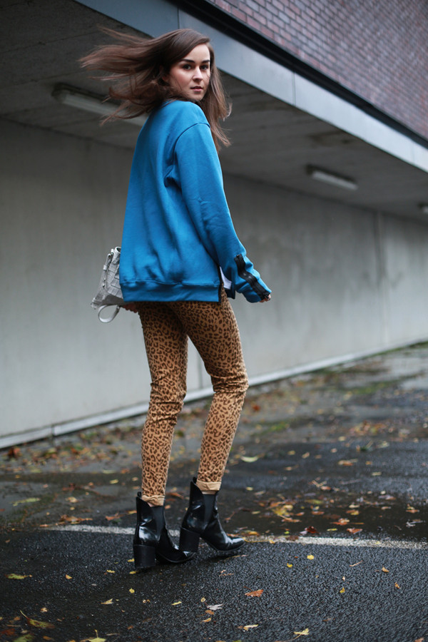 style scrapbook sweater pants shoes bag jewels