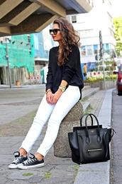 fashionhippieloves,jeans,blouse,bag,jewels,sunglasses,shoes